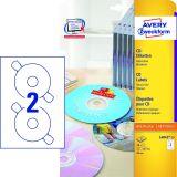 CD-/DVD-Etiketten