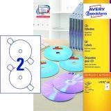 CD-und DVD-Beschriftung