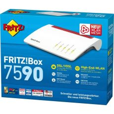 Fritzbox Router, Repeater, Zubehör