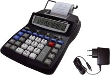 druckender Tischrechner 1225B II - schwarz