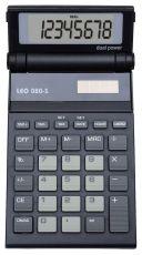 Solar-Taschenrechner 080S, anthrazit, 8-stellig