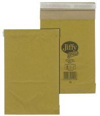 Jiffy Größe 1 - 180 x 280mm, braun, 10 Stück