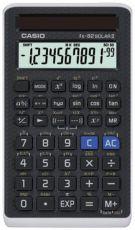 Schulrechner FX-82 Solar - 10+2-stellig, schwarz