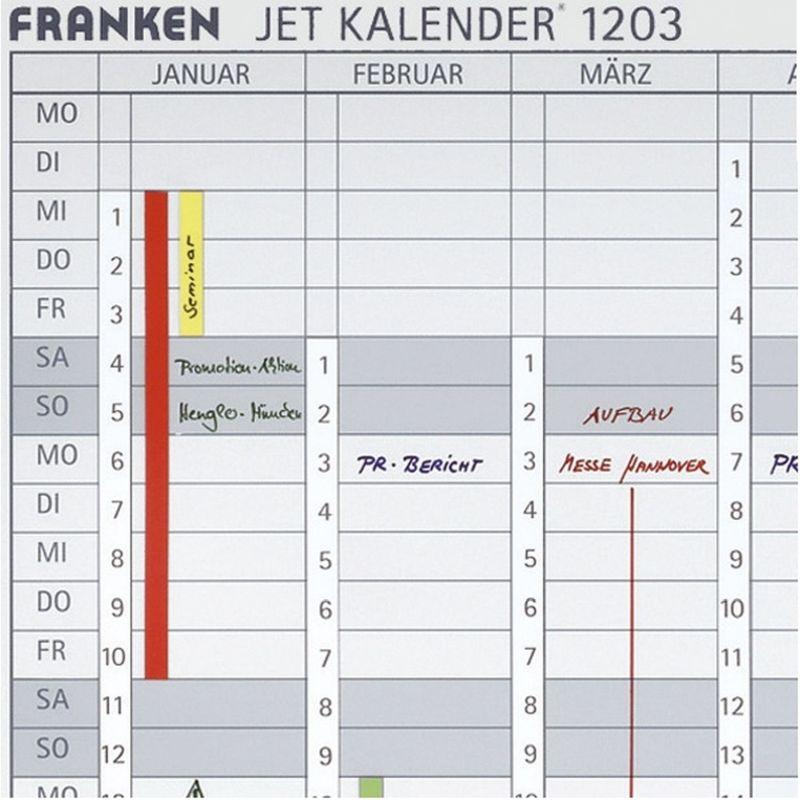 Jet Kalender® 1203
