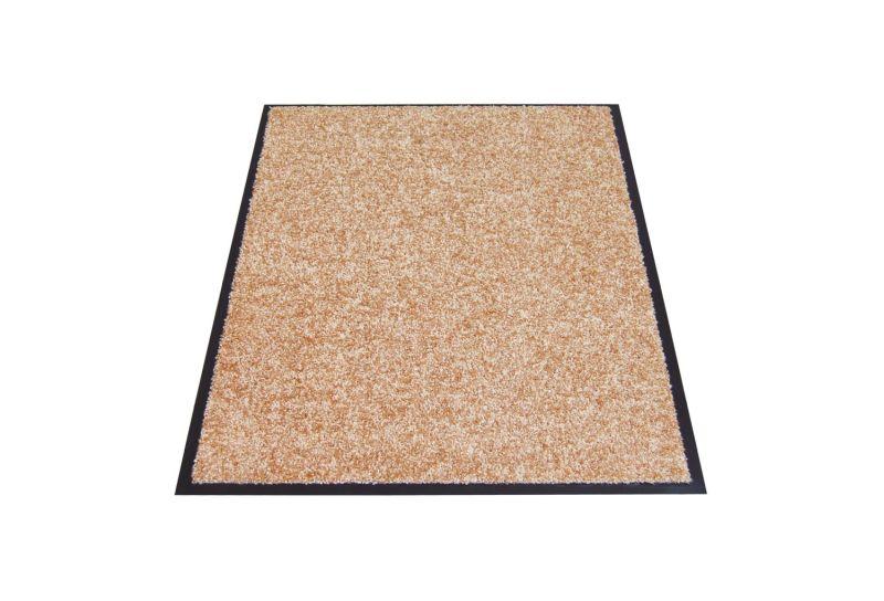 Eazycare Schmutzfangmatte - für Innen, 60 x 90 cm, beige, waschbar