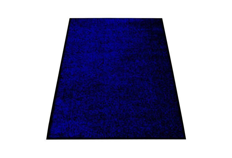 Eazycare Schmutzfangmatte - für Innen, 120 x 180 cm, dunkelblau, waschbar