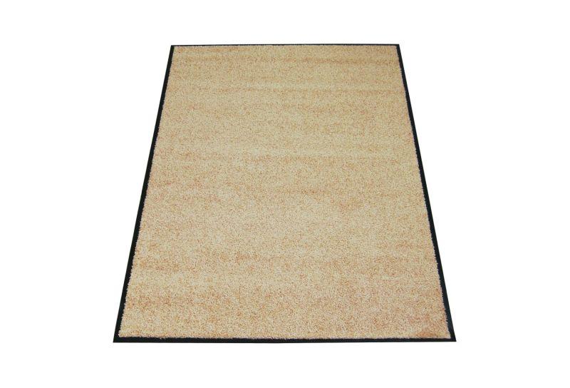 Eazycare Schmutzfangmatte - für Innen, 120 x 180 cm, beige, waschbar