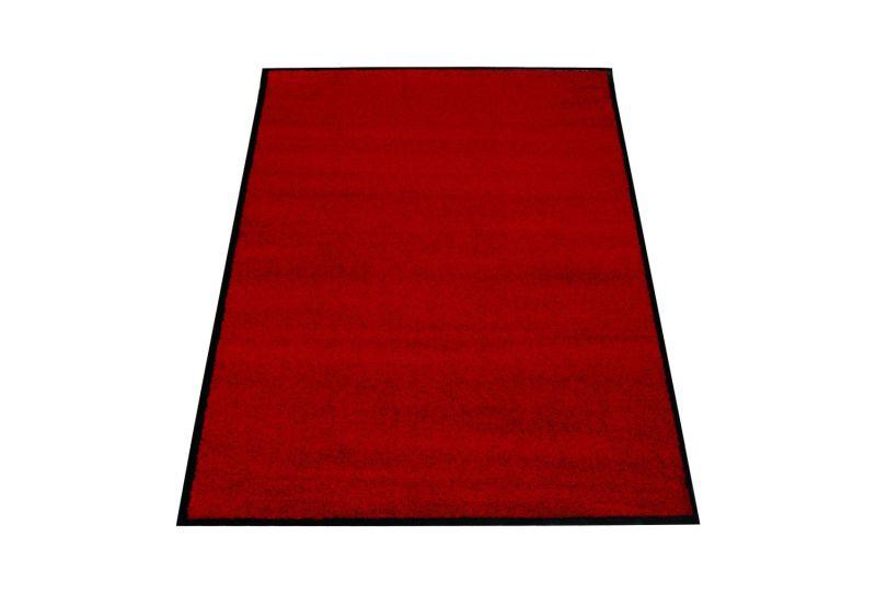 Eazycare Schmutzfangmatte - für Innen, 120 x 180 cm, weinrot, waschbar