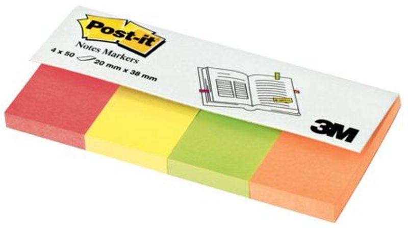 Page Marker Neonfarben