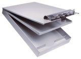 Klemmbrett CruiserMate A4 Aluminium mit Dokumentenfach