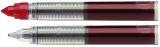 Ersatzpatronen 852 Tintenroller - M, rot, 5er Schachtel