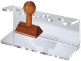 Acryl-Stempelträger, 155 x 70 x 64 mm, glasklar