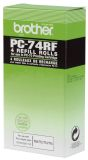 Brother PC74RF Thermotransfer-Rollen (4er Pack)