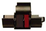 Farbrolle für Tischrechner HR-8xxx, schwarz/rot