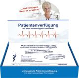Patientenverfügung mit allen notwendigen Formularen, A4