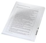 Sichthülle Premium, A5, PVC, dokumentenecht, glasklar