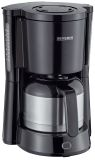Kaffeemaschine Type - Thermo Edelstahl, schwarz