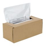 Aktenvernichter Abfallsack - 60 - 75 Liter, für Automax 500C / 300C, 50 Stück