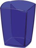 Stifteköcher Happy - ultramarin, 74 x 74 x 95 mm