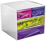Aufbewahrungsbox - Serice MyCube Happy, 3-211 HM