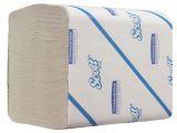 AQUARIUS* Einzelblatt Toilet Tissue 2-lagig - weiß, 220 Einzelblatt pro Pack, passender Spender Modell 6946