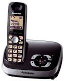 Telefon KX-TG6521GB - schnurloses, schwarz