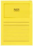 ELCO Sichtmappen Ordo classico - mit Sichtfenster und Linien, in