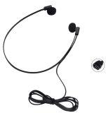 Kopfhörer de Luxe für Grundig 24600 Diktiersysteme - schwarz