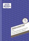 307 Zählprotokoll - A5, 50 Blatt