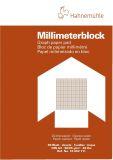 Millimeterblock A3 80 g/qm 50 Blatt