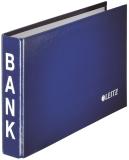 1002 Bankordner. 2-Ringmechanik. 20 mm. blau