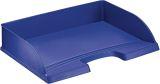 5218 Briefkorb Standard Plus, A4 quer, Polystyrol, blau