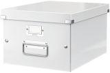 Ablagebox DIN A4 Click & Store weiß