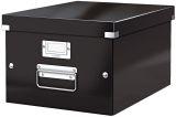 Ablagebox DIN A4 Click & Store schwarz