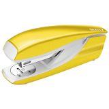 5502 Büroheftgerät NeXXt - 30 Blatt, Metall, gelb metallic
