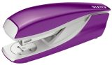5502 Büroheftgerät NeXXt, Metall, 30 Blatt, violett