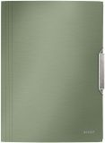3977 Eckspannermappe Style, A4, PP, seladon grün