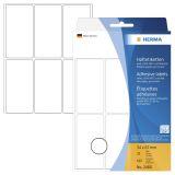 2480 Vielzwecketiketten weiß 34x67 mm Papier matt 192 St.