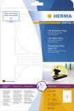 5115 CD-Etiketten Maxi A4 weiß Ø 116 mm Papier matt blickdicht 50 St.