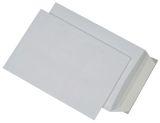 Versandtaschen B5 , ohne Fenster, haftklebend, 90g/qm, weiß, 500 Stück