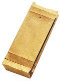 Musterbeutel 140x345x50 mm, 120 g/qm, braun, 250 Stück