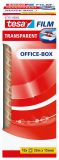 Klebefilm Office Box - transparent 10 St.,  Bandgröße (L x B): 33 m x 15 mm