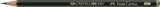 Bleistift CASTELL® 9000 - F, dunkelgrün