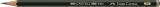 Bleistift CASTELL® 9000 - 3H, dunkelgrün