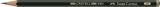 Bleistift CASTELL® 9000 - 5H, dunkelgrün