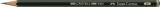 Bleistift CASTELL® 9000 - 6H, dunkelgrün