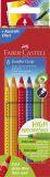 Buntstift Jumbo GRIP - 6 Farben sortiert, Kartonetui