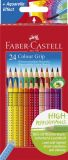 Buntstift Colour GRIP - 24 Farben sortiert, Kartonetui
