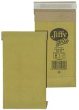 Jiffy Größe 0 - 150 x 229mm, braun, 10 Stück