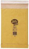 Jiffy Größe 3  - 210 x 343mm, braun, 10 Stück